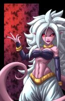 Android 21 by Kyle-Fast