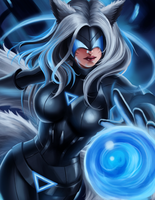 Project Ahri by Naderia