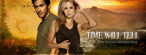 Site Banner- Time Will Tell by Loved-is-a-Leo