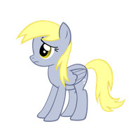 Derpy Hooves by lolke12