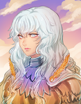 berserk -- Griffith by onisuu