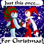 For Great Justice! er... Christmas! (a mini story) by Anthro7