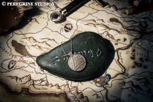 Amulet of Julianos by PeregrineStudios