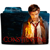 Constantine folder icon by Andreas86