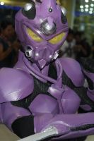 The Guyver by izabelcortez