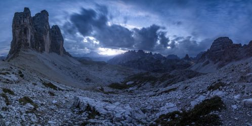 Dolomites pt. X by TheChosenPesssimist