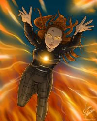 Jean Grey by JericaWinters