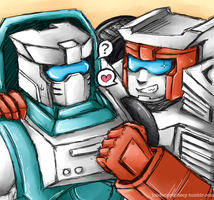 MTMTE: Swerve and Tailgate by Marsaills