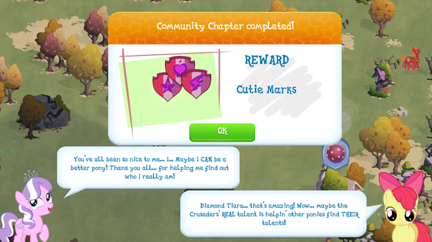 'The CM Crusade' Event Progress: Cutie Marks! by CMC--Scootaloo