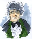 The Third Doctor by L-F-S