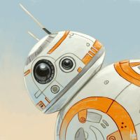 Daily Sketches BB-8 by fedde