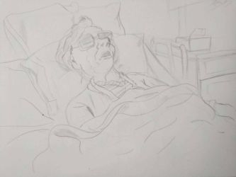 hospital drawing 03 by Orsonfoe