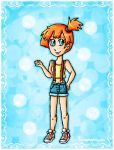 Misty by ninpeachlover