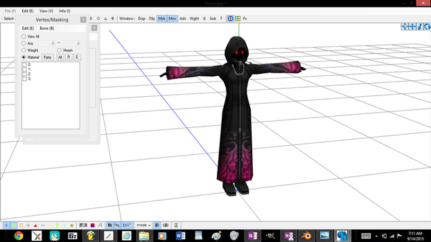 how to use mmd pmde