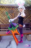 Battle Bunny Riven - Top by DyChanCos