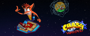 Crash bandicoot 3 Warped Wallpaper by VenomDesenhos
