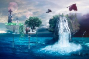 Where the Fairies Play by lhallow