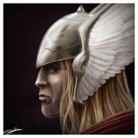 Thor by AndyFairhurst