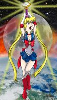 Sailor Moon by CDRudd