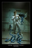 Kolchak: Paranormal Passages by ByronWinton