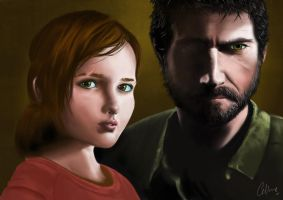 The Last Of Us by dreamers-of-theday