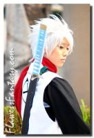 BLEACH cosplay: 10th division by Akusesu