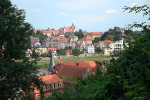 Red roofs by NB-Photo