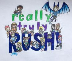 A Rush Worthy Title by becca4leafclover