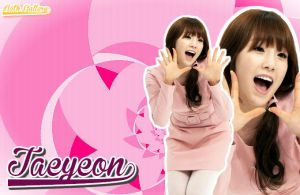 Taeyeon wallpaper by nath23
