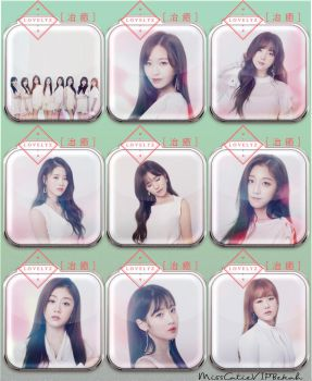 Lovelyz Heal Icons by MissCatieVIPBekah