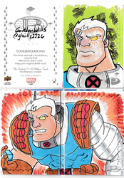 Cable Marvel Premier by Glwills1126