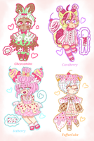 OPEN Candy Land Adopt #1 by LoliChan33