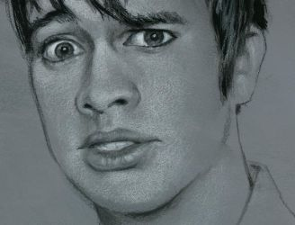 Brendon Urie Panic by Cynthia-Blair