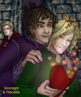 ...and their boys by priscellie