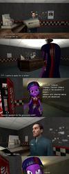 Five Night's of Insanity Prologue.5 by MindlessGonzo