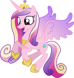 Happy Flying Cadence by red-pear