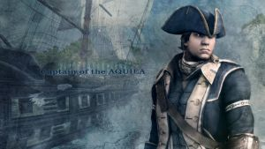 Captain of the AQUILA by shatinn