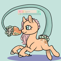 Cotton Mouth Pony Closed by DoodleBug-Adoptable