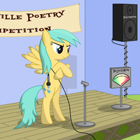A Crazy Poet by joeyh3
