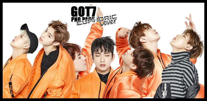 GOT7 PNG Pack 2 by euphoriclover