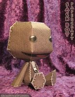 Sackboy Papercraft Pattern by zelas