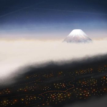 Mount Fuji by yuchunho