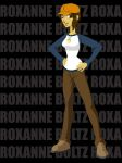 MAX: Roxanne Boltz by d3pthcharge12