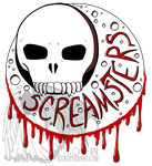 2014 Screamsters Logo Contest by kuroitenshi13