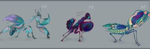 Mantids for Sale! by painted-bees