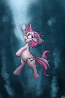 Drowning Mare by medi-pack
