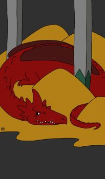 smaug by EGLemming