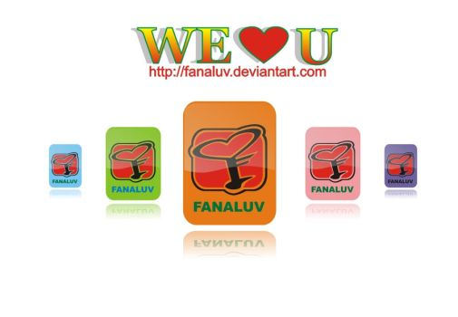 Fanaluv Button by fanaluv