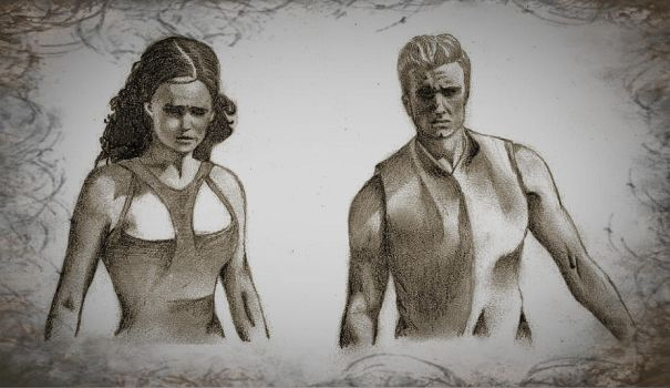 Twelve Quell Tributes Presented by tesseractwrinkle