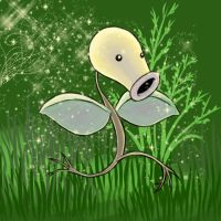 bellsprout dancing around